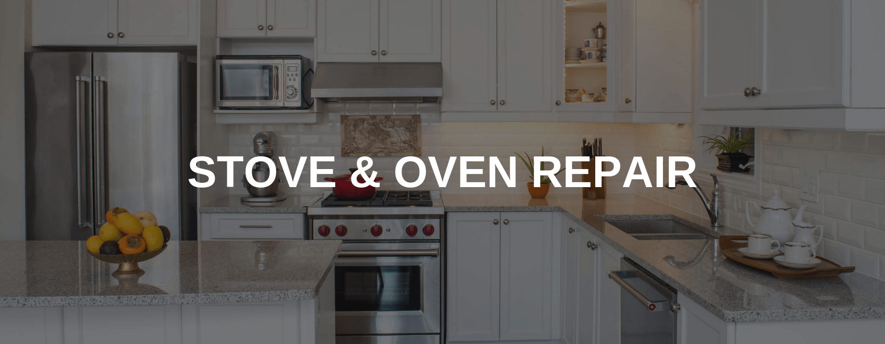 stove repair dayton