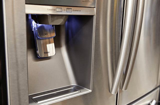 refrigerator water dispenser pic